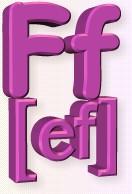 азбука F