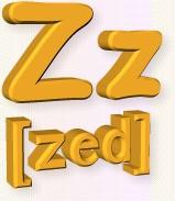 азбука Z